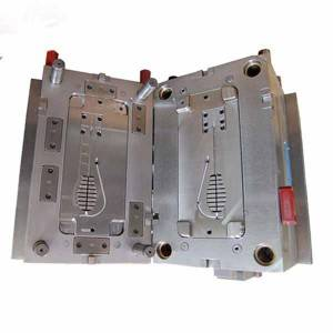 Factory Cheap Hot Double Injection Mould -