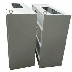 Outdoor Instrument Enclosure Stamping Parts