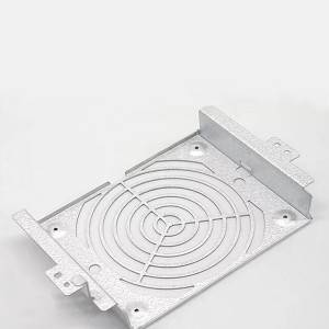 Stamping Pressing Metal Fan Tray