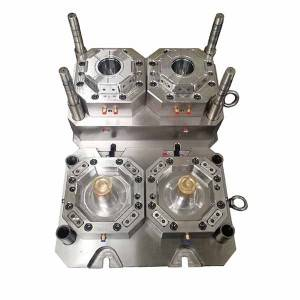 Precision Plastic Auto Parts Mould Manufacturer with Mold Flow Service