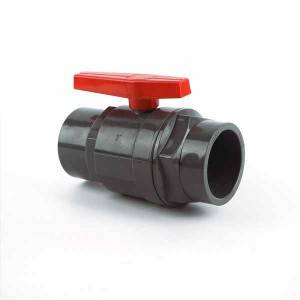 Plastic Valve Handle Ball Plastic Valve Parts