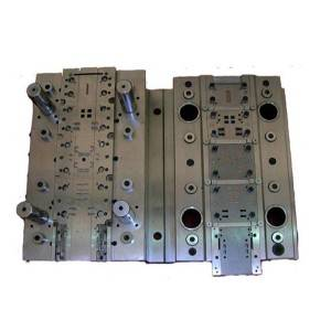 Precision Plastic Mould Progressive Mold