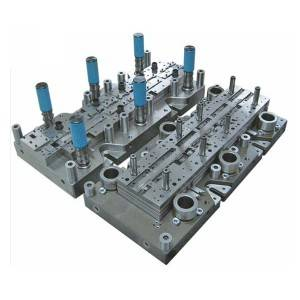 Metal Progressive Stamping Die Mold for Auto Parts