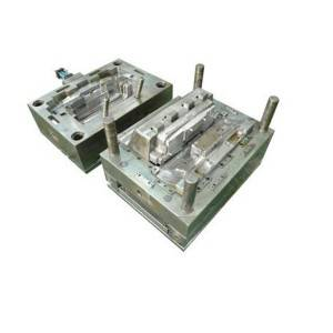 Plastic Gas Assisted Moulds of Medical Trolley
