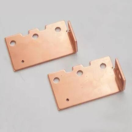 Brass Stamping Connecting Parts Featured Image