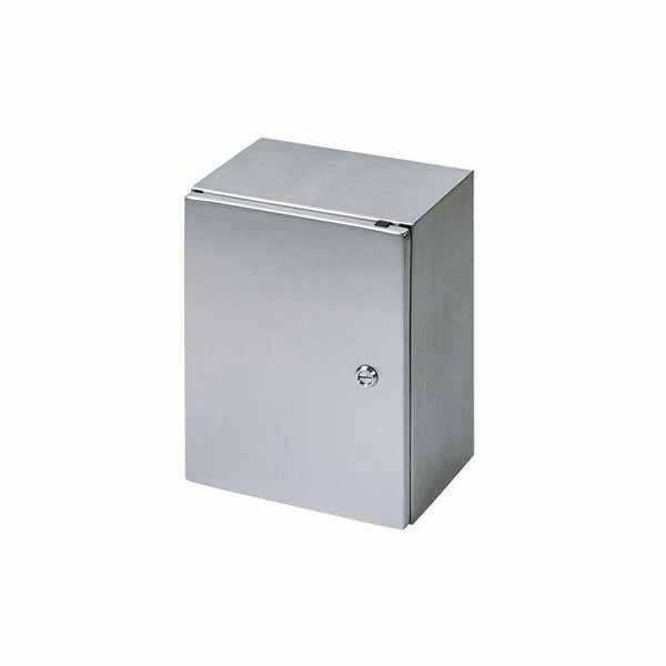 Telecom Enclosure Box metal Stamping Box Featured Image