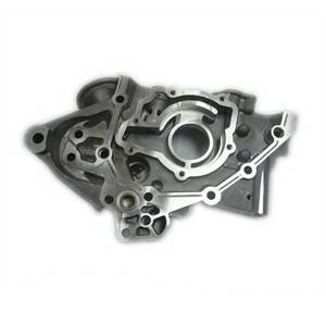 OEM manufacturer Aluminum Gearbox Housing -