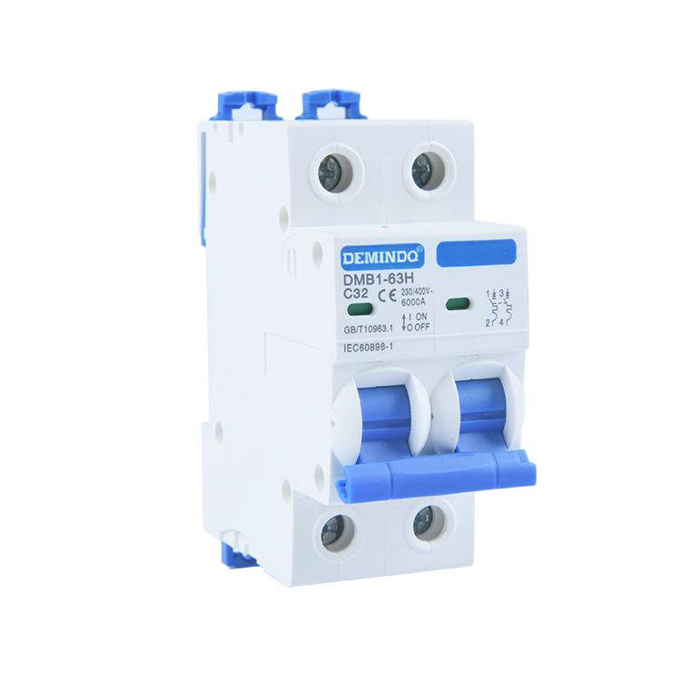 10A~ 63A 1P/2P/3P/4P miniature circuit breaker price