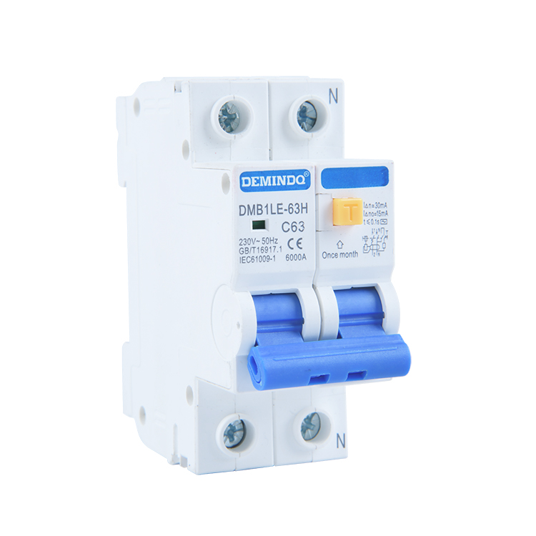 DMB1LE-63H C63 Electric Uhajanje Circuit Breaker