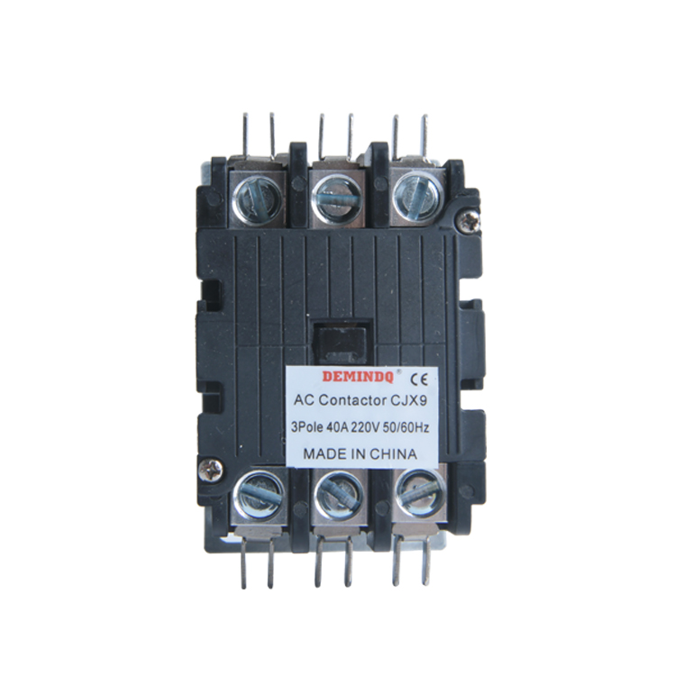 CJX9-40A/3P V AC contactor for air conditioning