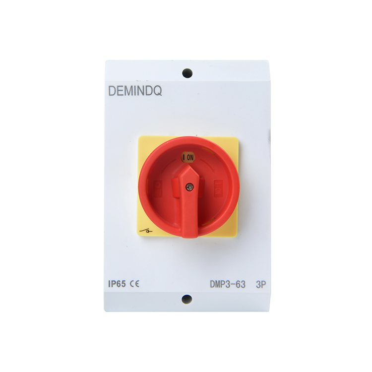 DMP-63 waterproof switch box plastic waterproof electric box