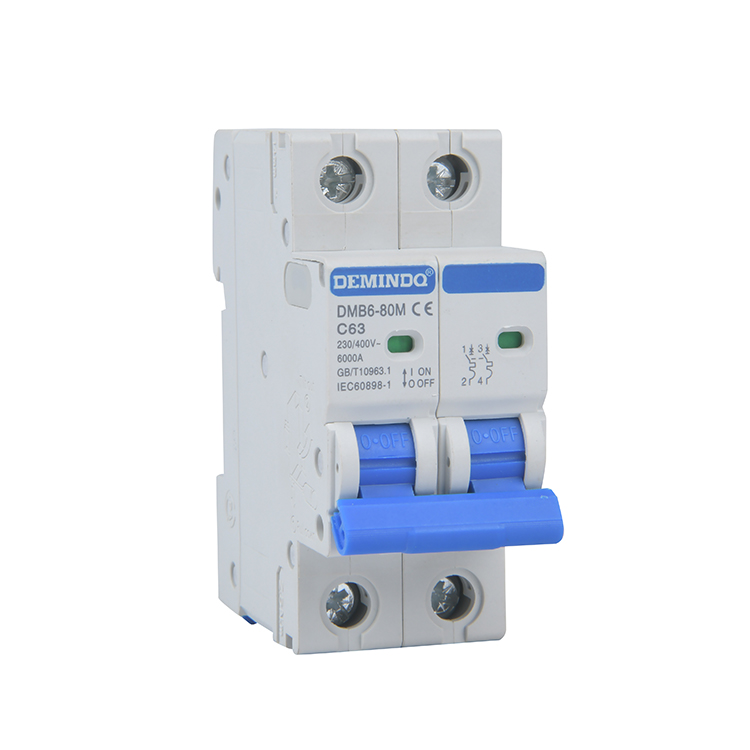High Performance Automatic Reset Circuit Breaker -
