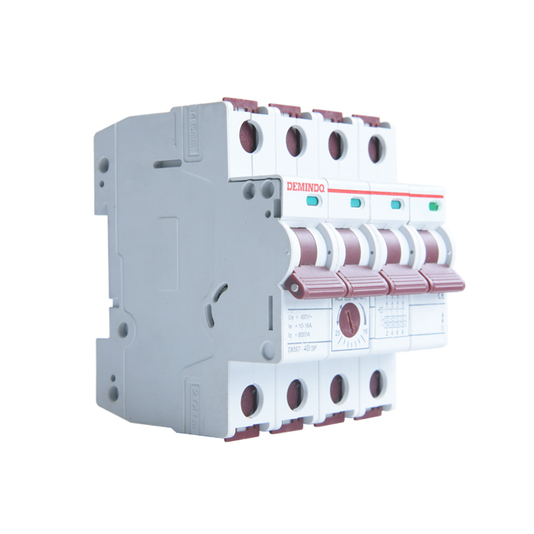 Competitive Price for Automotive Circuit Breakers - push button circuit breaker – Demin