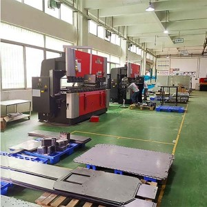 Chinese Professional Precision Metal Parts -