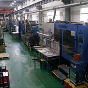 Injection Mold Machine