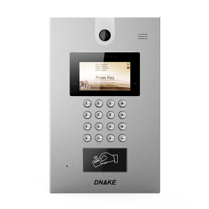 Leading Manufacturer for Face Recognition Door Access System -