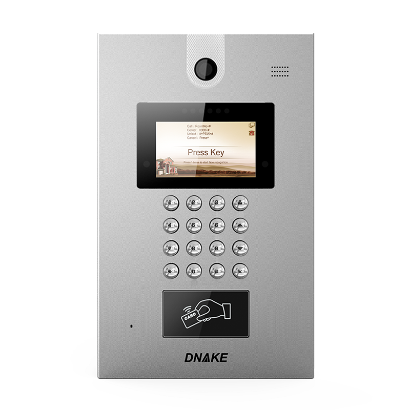 2019 wholesale price 4-Wire Color Video Door Phone -
