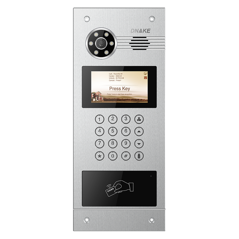 8 Year Exporter Apartment Intercom -