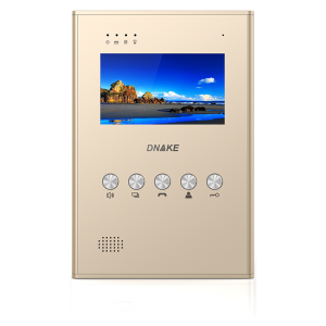 2019 China New Design Ip Intercom Video Door Phone System -
