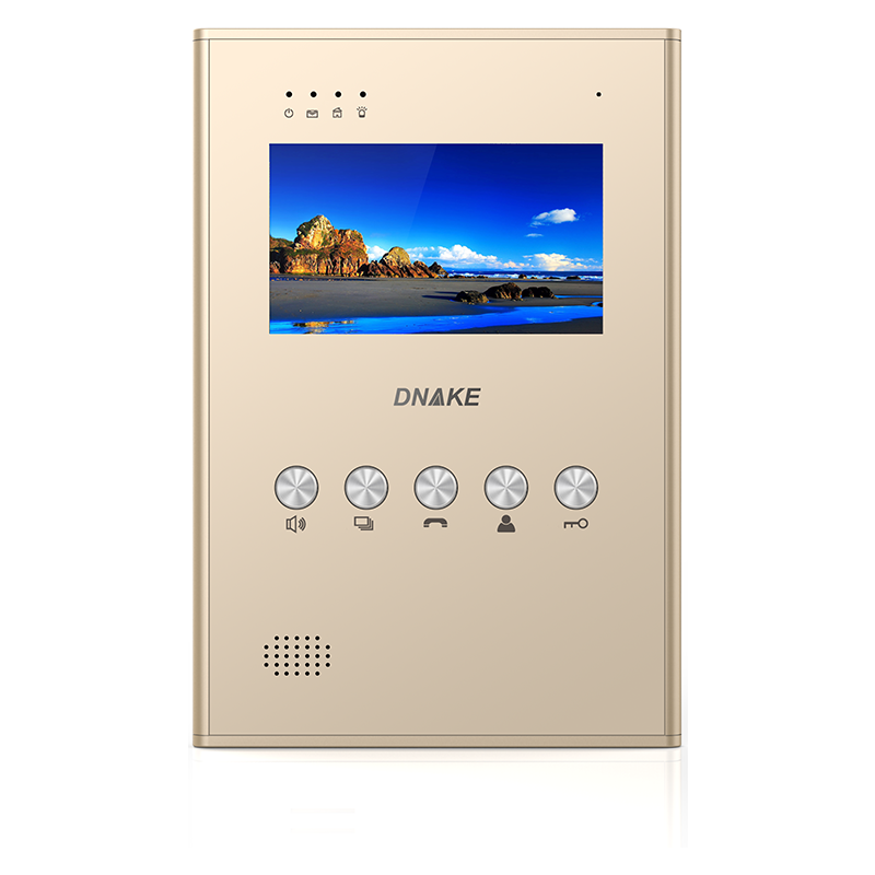 Manufacturer for Multi Apartment Video Door Phone System -