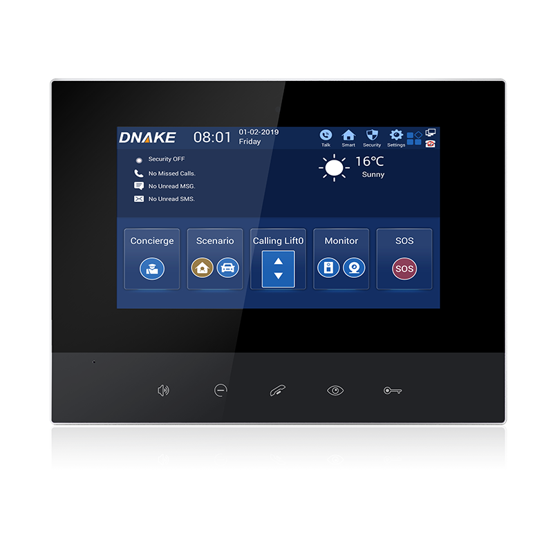 Trending Products 4-Wire Intercom -