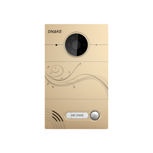 2019 China New Design Smart Intercom -