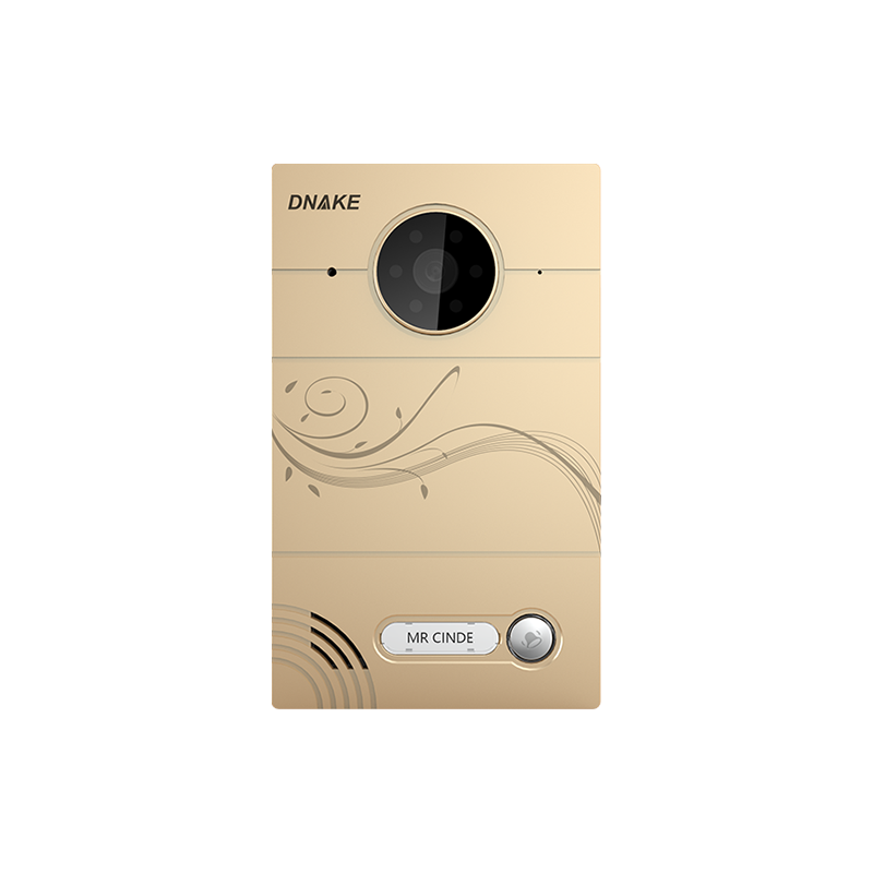 Renewable Design for Analog Intercom -