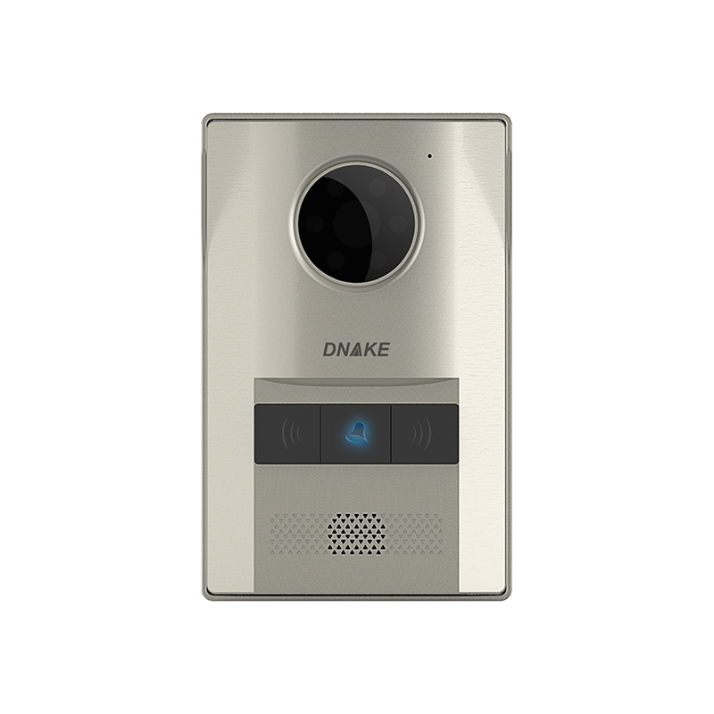 Factory Cheap Hot 2-Wire Video Door Phone System -