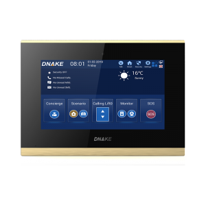 Manufacturer of Security Intercom -
