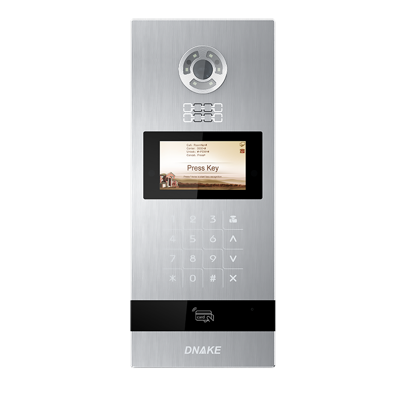 High Quality Ip Video Door Phone -