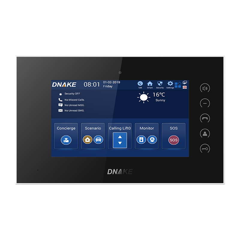18 Years Factory Tcp/Ip Intercom -