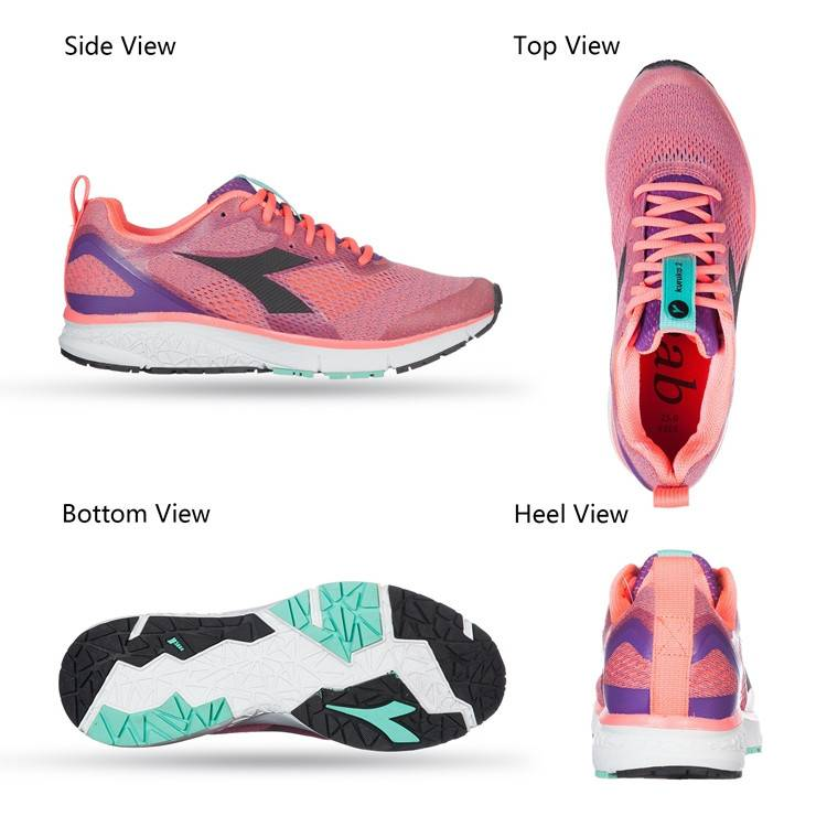 Well-designed Flat Running Shoes - Article Number 11910236 -DOING