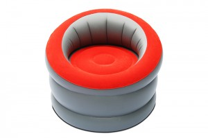 Round inflatable Chair