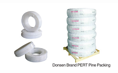 Donsen Brand PE-RT pine Packing