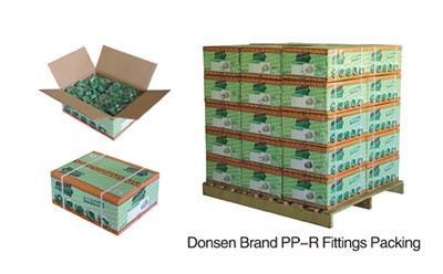 Donsen Brand PPR fitting Packing