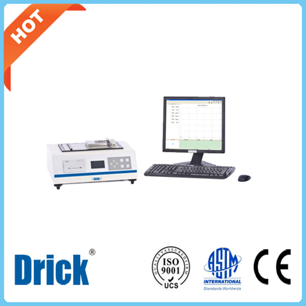 DRK138 Coefficient Surface tatmîn Of Friction Tester