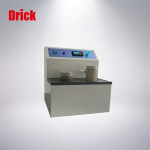 DRK453 protective clothing acid and alkali resistance test system-protective clothing resistance to hydrostatic pressure tester