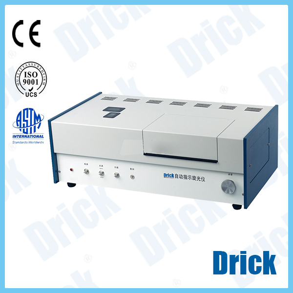 DRK8061s Indexing Polarimeter automatik