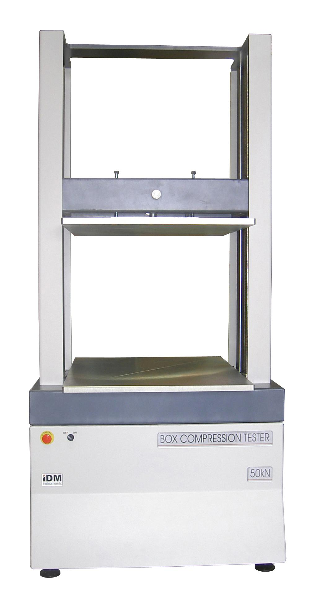 B0011 - Box Compression Tester - 100 kN