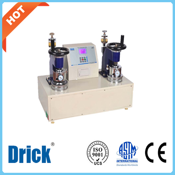 DRK109C ເຈ້ຍແລະ Paperboard Bursting Tester Strength