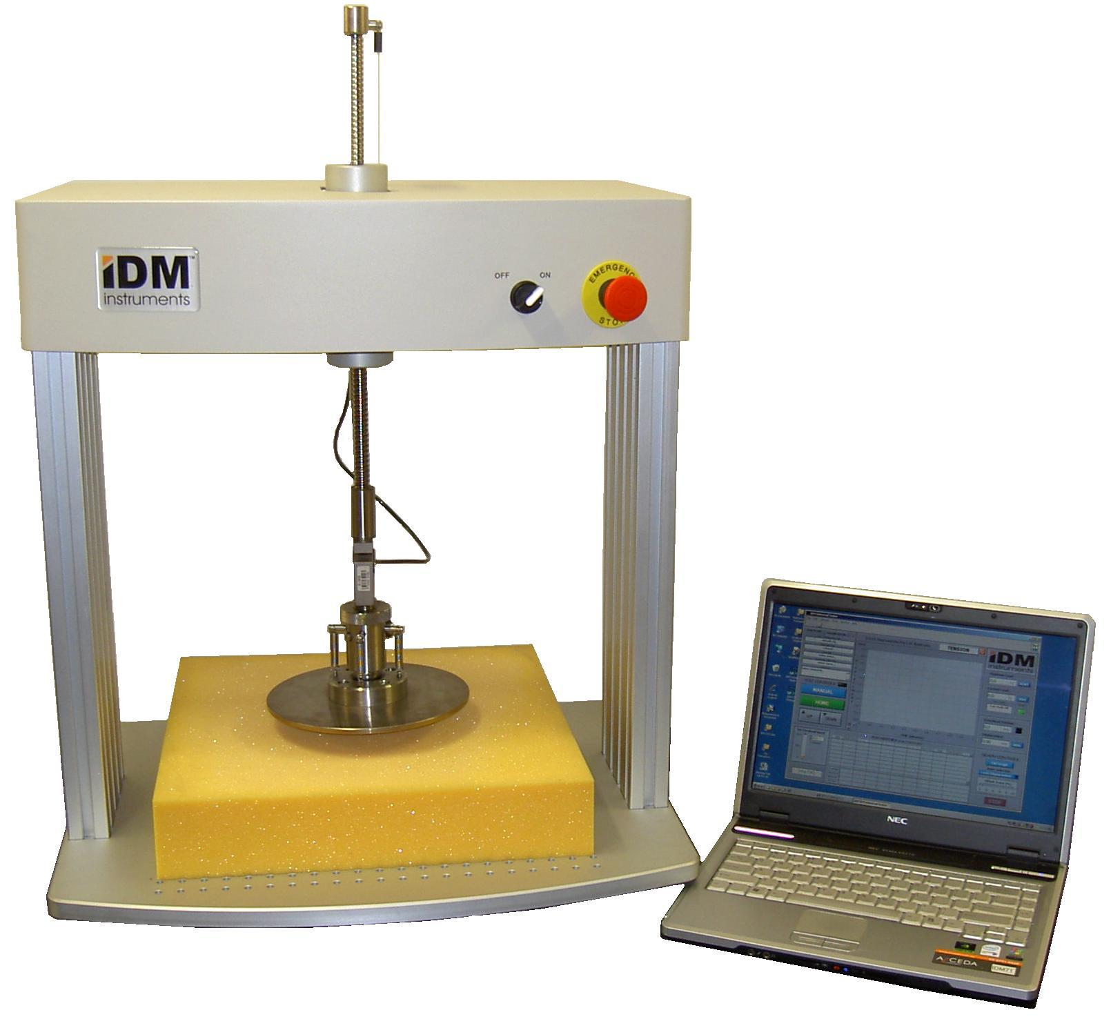 F0028 (10kN) – Foam Compression Tester ISSUE 1