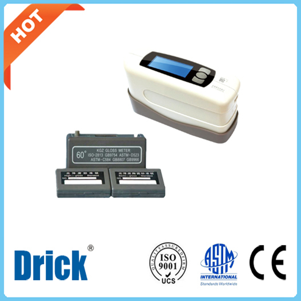 DRK118B Portable 20/60/85 Kinclong Meter