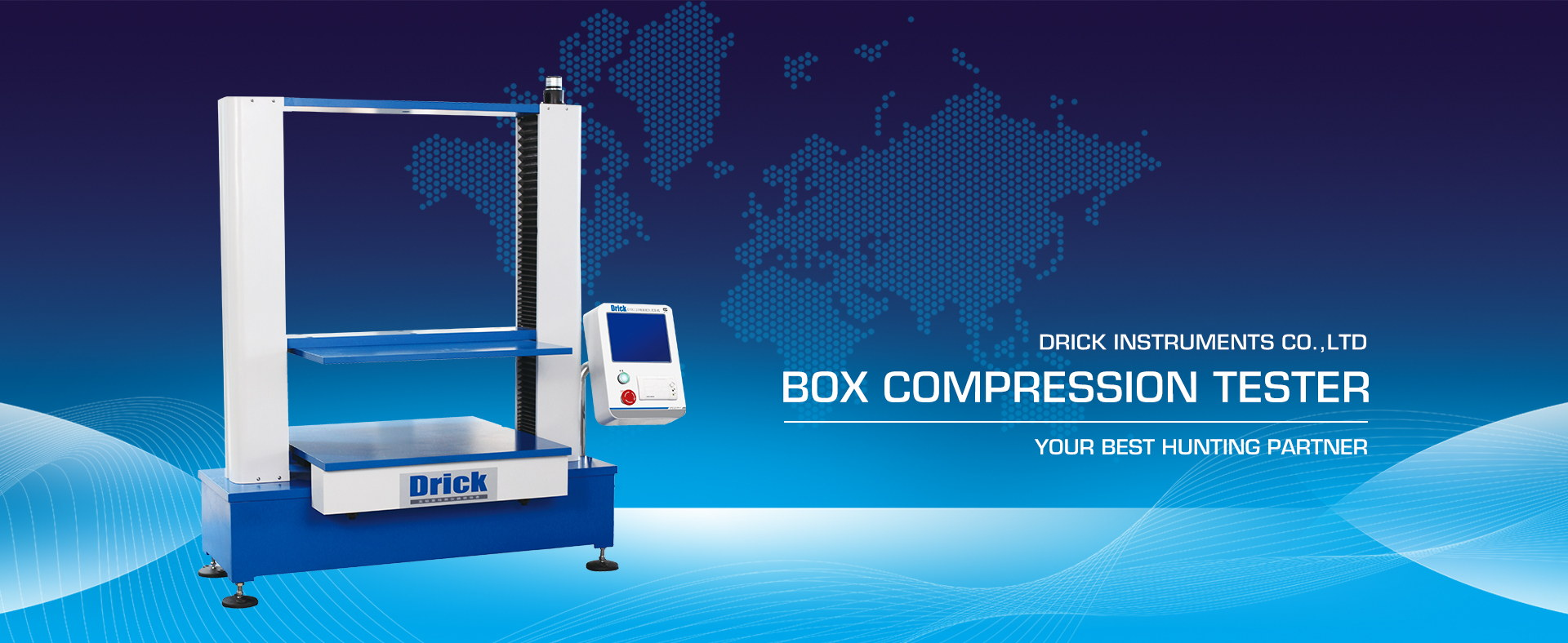 box compression tester