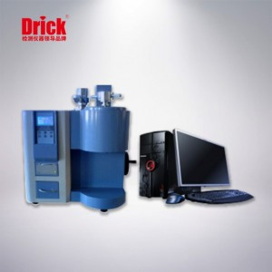 DRK208–High melt flow rate meter testing machine For specified Melt-blown material of Medical masks & protective clothing