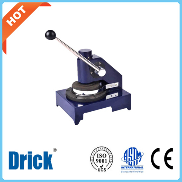 DRK110 Cobb Absorbency Tester Cutter Sample