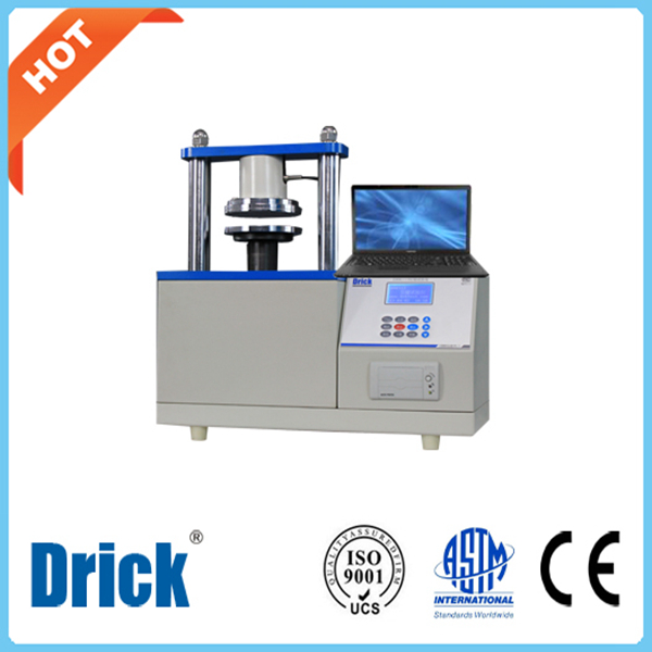 DRK113E Crush Tester Photo descriptive PC