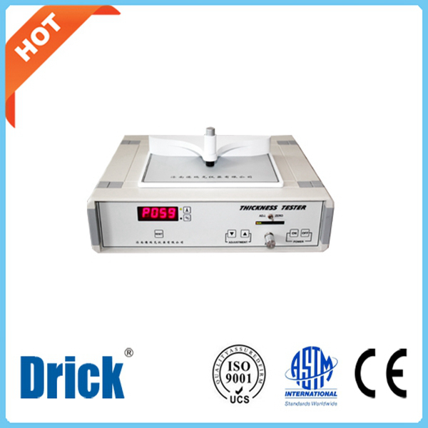 DRK120 Aluminium Film gibag-on Tester