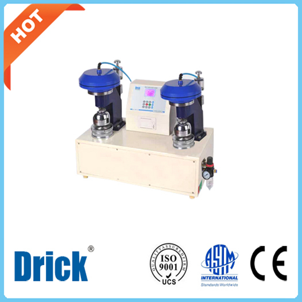 DRK109CQ Paper lan Paperboard Bursting Strength Tester