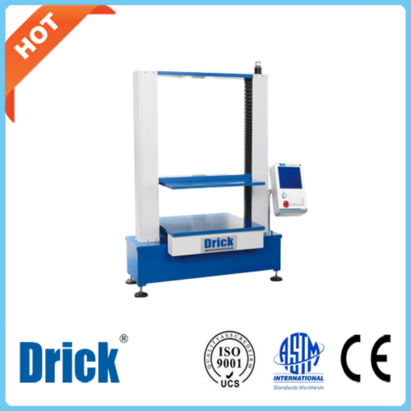 DRK123E-3 Touch-screen carton compression wanaojaribu