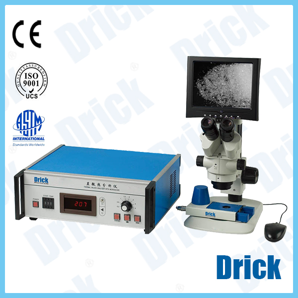 DRK8021S Microanalyzer Ms